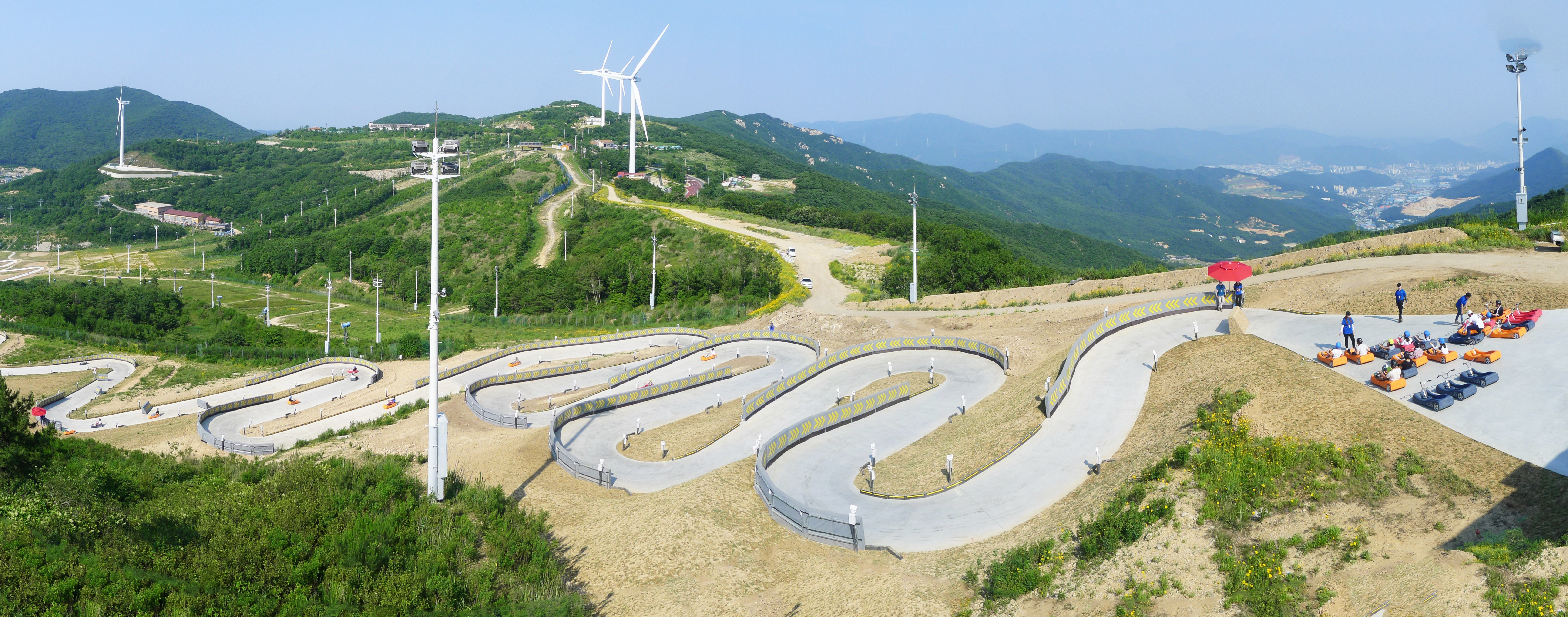 EdenValley Luge & East Busan Day Tour