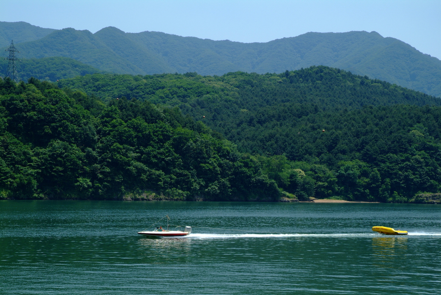 (Summer) Gangchon ATV & Water Sports One Day Tour