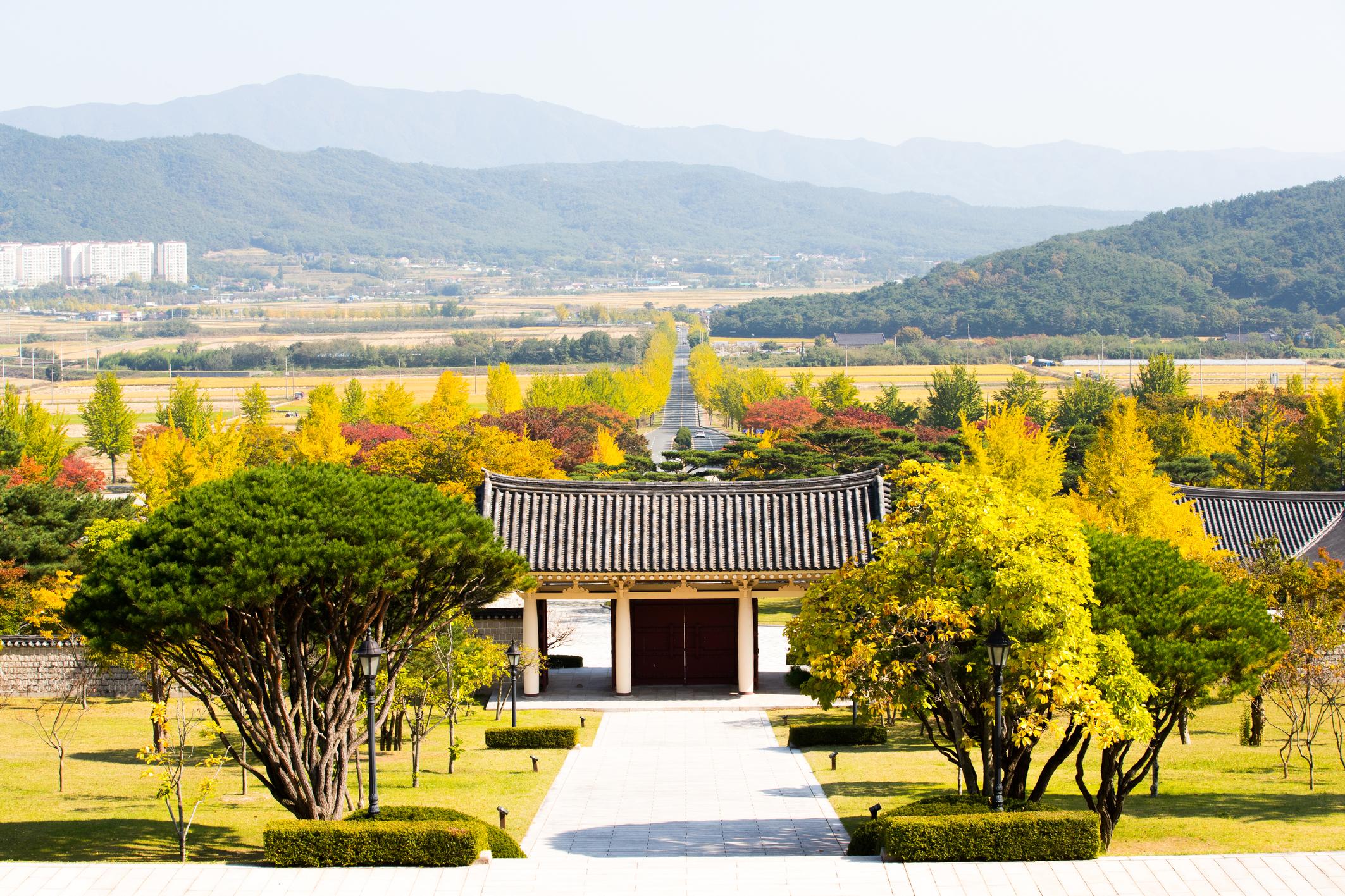 (秋季) 慶州賞楓一日遊 - 釜山出發