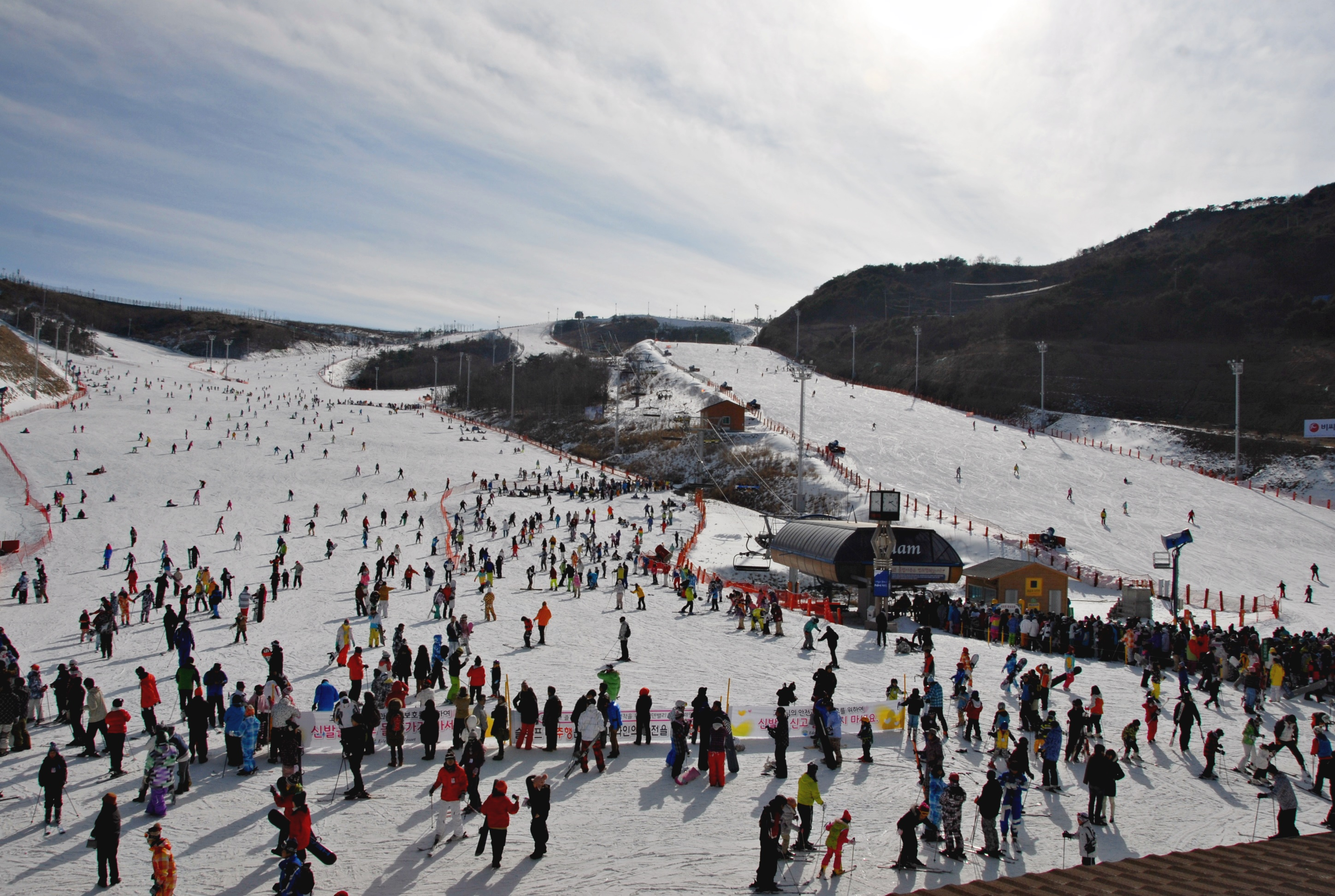 (Winter) Eden Valley Ski Resort One Day Tour - Depart from Busan
